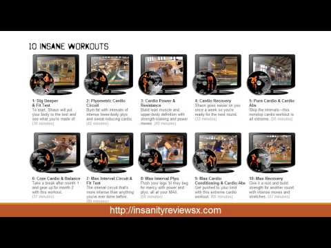 Insanity Reviews | MUST SEE! Honest Insanity Workout Reviews
