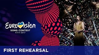 Lucie Jones will represent United Kingdom at the 2017 Eurovision Song Contest in Kyiv with the song Never Give Up On You. For more, check out https://eurovis...