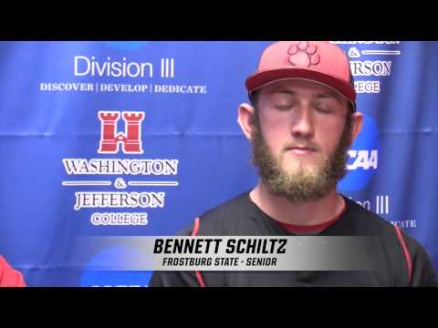 Frostburg State Post-Game Press Conference - 5/14/15