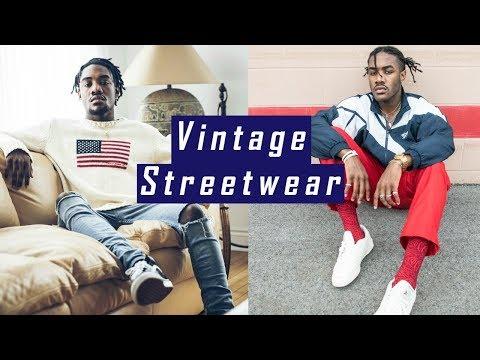 Vintage Style Clothing   Men's fashion Lookbook 2017 видео