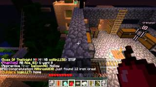 Rage and Hollow Minecraft Server Adventures! Ep 1: The Grand Reveal!