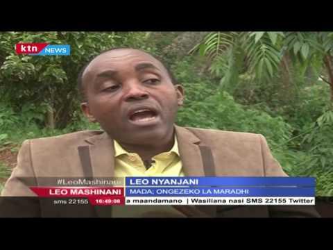 Leo Nyanjani 25th May 2016 - MADA: Ongezeko la Maradhi