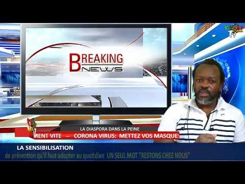 CORONAVIRUS: LA DIASPORA CAMEROUNAISE ET LE CAMEROUN SENSIBILISENT