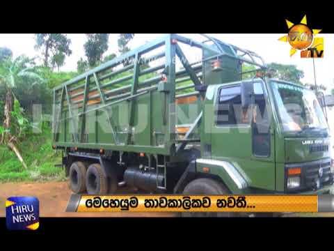 President stops operation to capture Sinharaja elephants