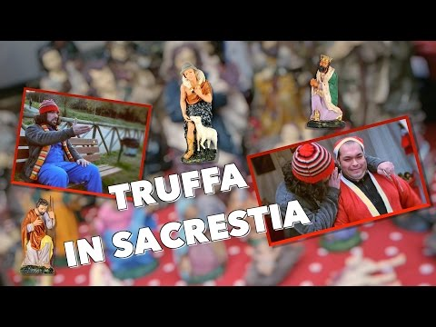 truffa in sacrestia (fan-movie amatoriale) venticello e girardi