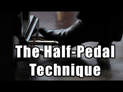 What is Half-Pedaling?
