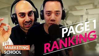 How to Push Your Rankings From Page 2 to Page 1 | Ep. #772