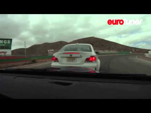 eurotuner Project M3 vs BMW 1M