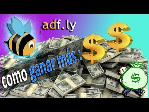 Como ganar más dinero en adfly con tu blog, forma que quisas no conocias ᴴᴰ