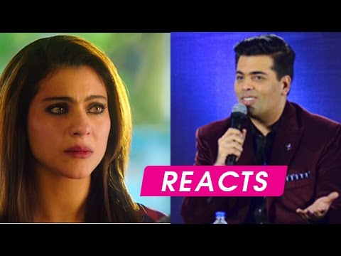Kajol & I Share A Good History - Karan Johar On Hi