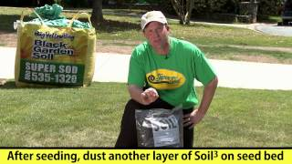 Fixing bare spots and damage to your lawn due to construction is easy and economical with Zenith Zoysia and TifBlair Centipede from Patten Seed.