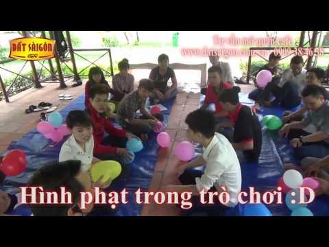 Buổi dã ngoại ngoài trời, họp nhóm tại công viên Gia Định