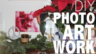 """Turn your camera roll into wall art in less than a day with CVS photo & these simple tips! Perfect for gifts or your own home. Check out how easy printing your photos is with CVS: http://bit.ly/MaryCVS. Thanks to CVS Photo for sponsoring this video! SUBSCRIBE -          https://www.youtube.com/HeyMaryElizabethTWITTER -                       https://twitter.com/maryelizabethINSTAGRAM -                 https://instagram.com/heymaryelizabeth/SNAPCHAT -                   TotallyRadicalPINTEREST -                    https://www.pinterest.com/HeyMaryPins/WHAT I DID:Monochromatic:  I followed these directions from Jenny Komenda - http://bit.ly/2gb9FF2For black & white, I played around in Photoshop but many photo apps can also help you achieve the same thing. I printed out two 8x10"""" prints & one 5x7""""The frames I used:Gold Frame -  http://rstyle.me/n/ca2vsabqpf7White Frame - http://rstyle.me/n/ca2vxdbqpf7Silver Frame (Similar) -  http://rstyle.me/n/ca2va9bqpf7WHAT I'M WEARING:Red Kimono – Vintage (thrifted)Grey Turtleneck – JCrewVelvet Pants – H&M (bought on sale last year)Fur Stole – Vintage (thrifted)I hope you guys like this, and it gave you some good ideas for holiday gifts, as well as décor for your own home.  This is such an inexpensive and quick project that really yields great results!  Let me know your thoughts in the comments below! xoME------------------------------------------------------------------------------------------------------------Sponsored by http://www.cvs.com/"""