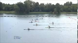 2015 Milan C1 500m M  World Canoe Sprint Championships
