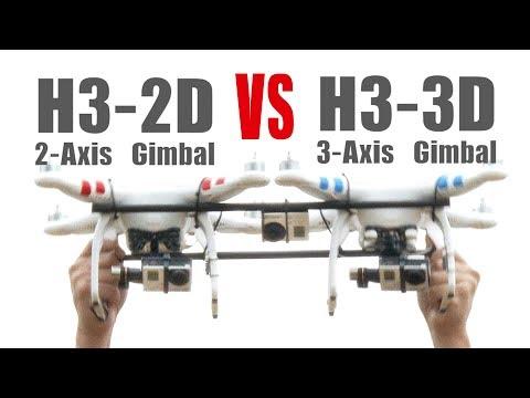 h3 - For DJI Phantom 2, please visit http://www.helipal.com/dji-phantom-2-gps-drone-rtf.html For DJI Zenmuse H3-3D 3-Axis Gimbal, please visit http://www.helipal....