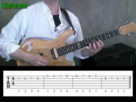 Intro to Scales on the Guitar – Part 1 of 5