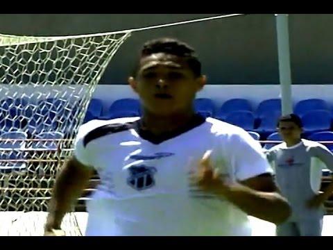 Copa do Nordeste Sub-20: Bahia 0X1 Cear� - Est�dio Rei Pel�