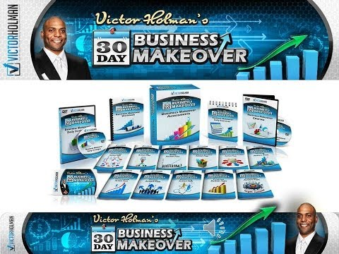 Victor Holman's 30 Day Day Business Makeover