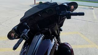 4. 2019 Harley-Davidson CVO Street Glide FLHXS-all three colors, outside