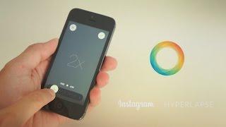 Hyperlapse, así es cómo funciona la nueva aplicación de Instagram