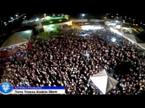 Imagens Drone - Nova Veneza Rodeio Show - ArtVideo Produções