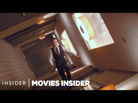 How Hollywood Makes Characters Walk On Walls | Movies Insider
