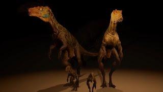 Os dinossauros que viveram em terras brasileiras