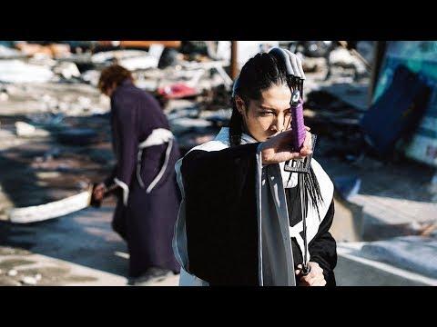 Bleach Live Action   Byakuya vs Ichigo