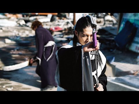 Bleach Live Action | Byakuya Vs Ichigo