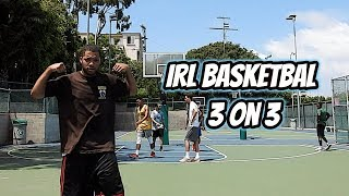 In this vid some of my friends and I played some basketball at the park! We played 3 v 3 to 11!