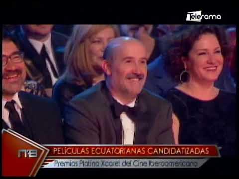 Películas ecuatorianas candidatizadas premios Platino Xcaret del Cine Iberoamericano