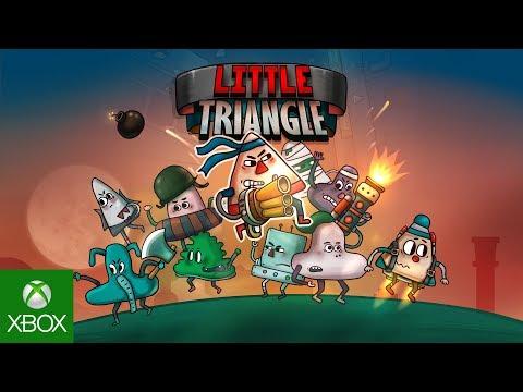 Little Triangle rejoint l'ID@Xbox de Little Triangle