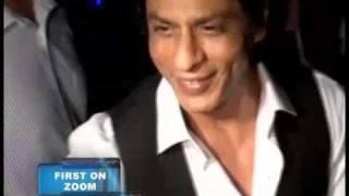 Shahrukh skipped shower