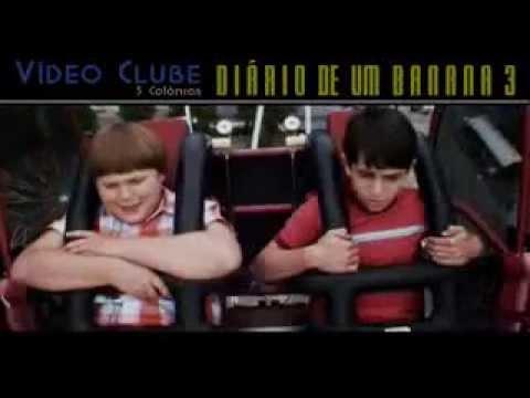 DIARIO DE UM BANANA 3   TRAILER (dias de cão)