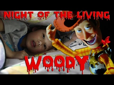 Night of the Living Woody