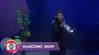 Download Video Mampukah Aladul 'The Black Angel' Kelabui Deddy Corbuzier??   Magicomic Show MP3 3GP MP4