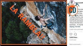 Why Is Everyone Climbing La Rambla 9a+?   Climbing Daily Ep.1123 by EpicTV Climbing Daily
