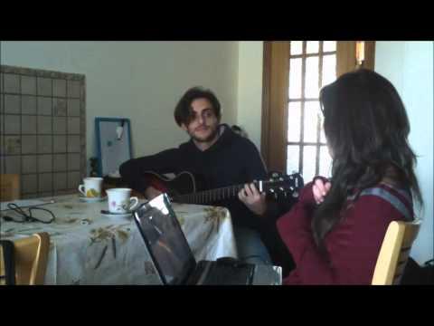 Gaia Fusco e Gianpaolo Ferrigno   Je ne veux pas travailler Edith Piaf cover