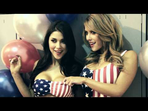 Bikini Friday - Arianny Celeste And Brittney Palmer
