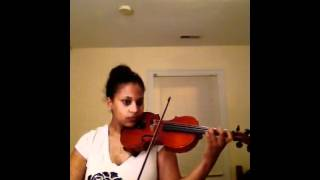 Yehiwote Hiwot By Tilahun Gessesse On Violin