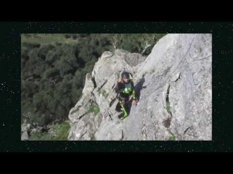 Der Klettersteig von el Hacho, Gaucín