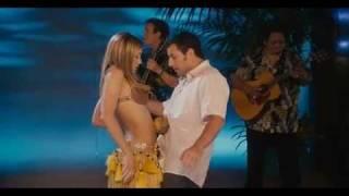 Nicole Kidman, Jennifer Aniston and a coconut