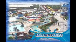 PROGRAMA No.1 DE AQUAVENTURA PARK AGENDA DE EVENTOS PARTE 1/3