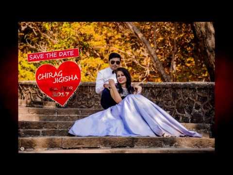 Chirag + Jigisha. Pre-Wedding PhotoShoot.
