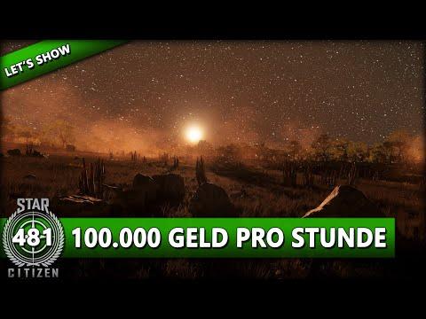 STAR CITIZEN 3.9 [Let's Show] #481 ⭐ 100.000 Geld pro Stunde farmen! | Gameplay De… видео