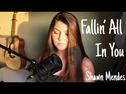 Shawn Mendes - Fallin' All In You (Cover) | Natalie Jonson