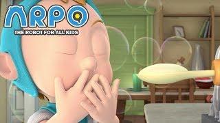 Video ARPO The Robot For All Kids - Fussy Eater   Compilation   Cartoon for Kids MP3, 3GP, MP4, WEBM, AVI, FLV Maret 2019
