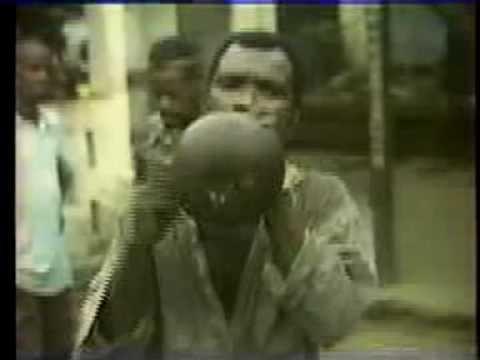 Babongo Pygmies of Congo- Traditional Instruments Demo