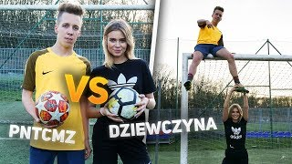 Video DZIEWCZYNA VS PNTCMZ!! | Piłkarski pojedynek! MP3, 3GP, MP4, WEBM, AVI, FLV September 2019