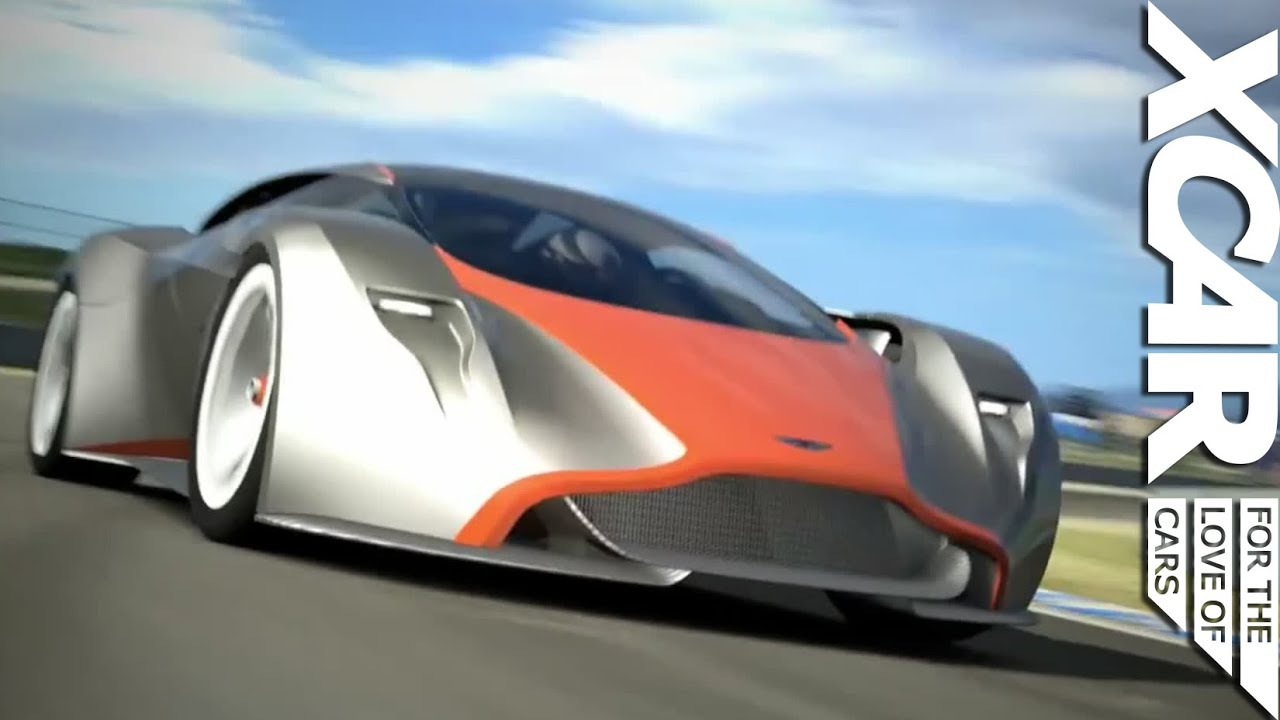 Aston Martin DP-100 Vision Gran Turismo: The future? – XCAR